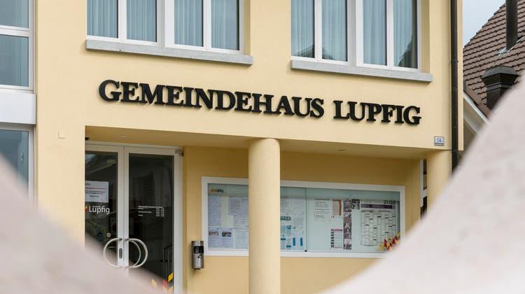 In Lupfig schaffte einer von zwei neu Kandidierenden den Sprung in den Gemeinderat. (Sandra Ardizzone)
