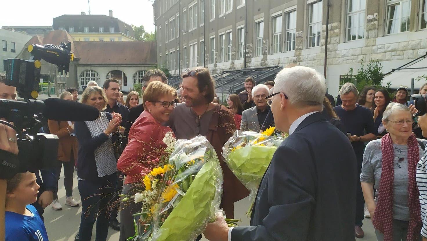 Abstimmungsresultate Kanton Solothurn: Stefanie Ingold wird Stadtpräsidentin von Solothurn ++ Pascal Walter bleibt Vize