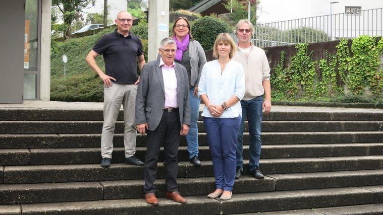 Das ist der neue Gemeinderat von Zeihen. (Zvg  / Aargauer Zeitung)