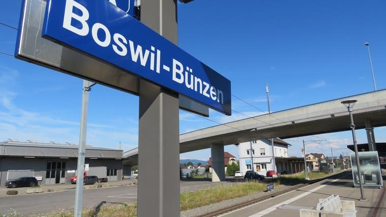 Die Bünzer Stimmbevölkerung gab grünes Licht für die vertiefte Prüfung einer Zusammenarbeit mit Boswil. (Marc Ribolla)