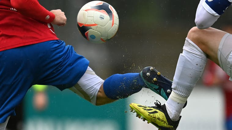 Teufen startete gegen den Tabellenersten FC Neckertal-Degersheim gut, verlor aber trotzdem. (Bild: Maria Schmid)