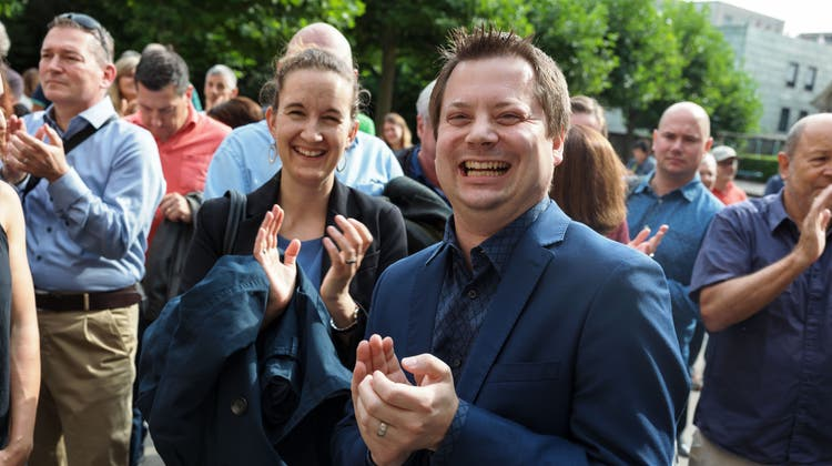 Pascal Walter bleibt Vizestadtpräsident von Solothurn