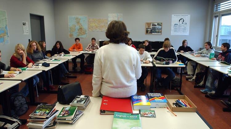 Es reicht nicht, dass die offenen Stellen besetzt werden, auch die Qualifikationen sollen stimmen, finden die Schulleiter. (Nana do Carmo)
