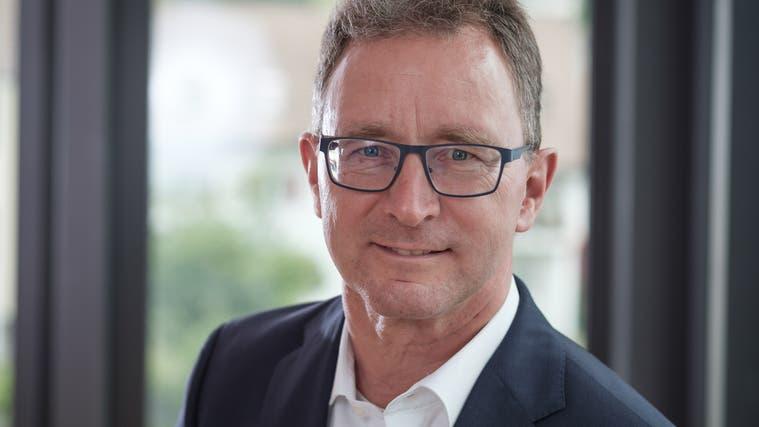 Daniel Schüepp (SVP) übernimmt künftig das Amt des Gemeindeammanns. (Bild: zvg)