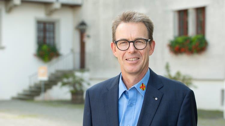 Rolf Buchser ist nicht mehr Gemeindeammann von Schöftland. (Alex Spichale / WYS)