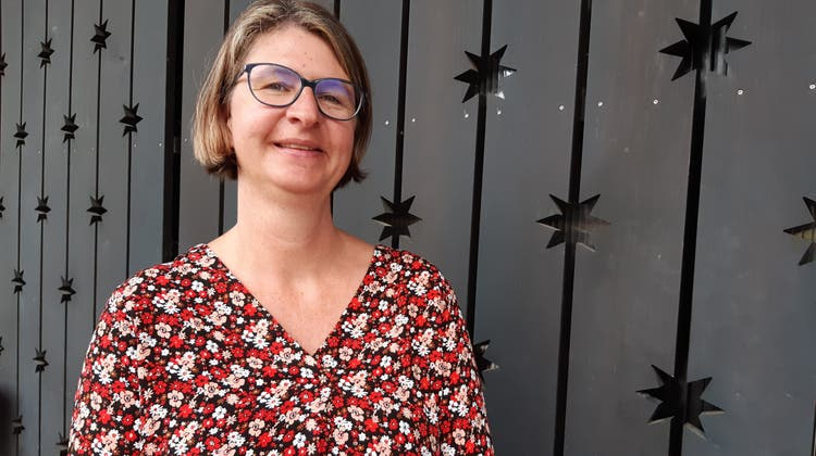 Lea Meier Roth sitzt am kommenden Januar neu im Würenlinger Gemeinderat. (Stefanie Garcia Lainez)