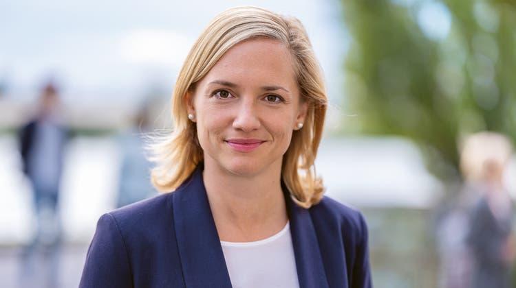 Wehrt sich gegen die Kritik aus Stadt und Land: Baudirektorin Esther Keller (GLP). (Zvg)