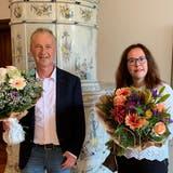 Hat Grund zum Strahlen:Reto Kaelli (FDP) hat die Wahl in den Rorschacher Stadtrat geschafft. (Rudolf Hirtl (6. Mai 2021))