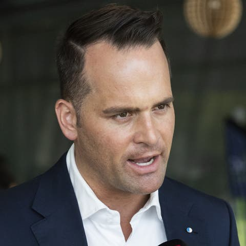 Er wird doch nicht Wahlkampfchef der Freisinnigen: Ständerat Damian Müller (Luzern).