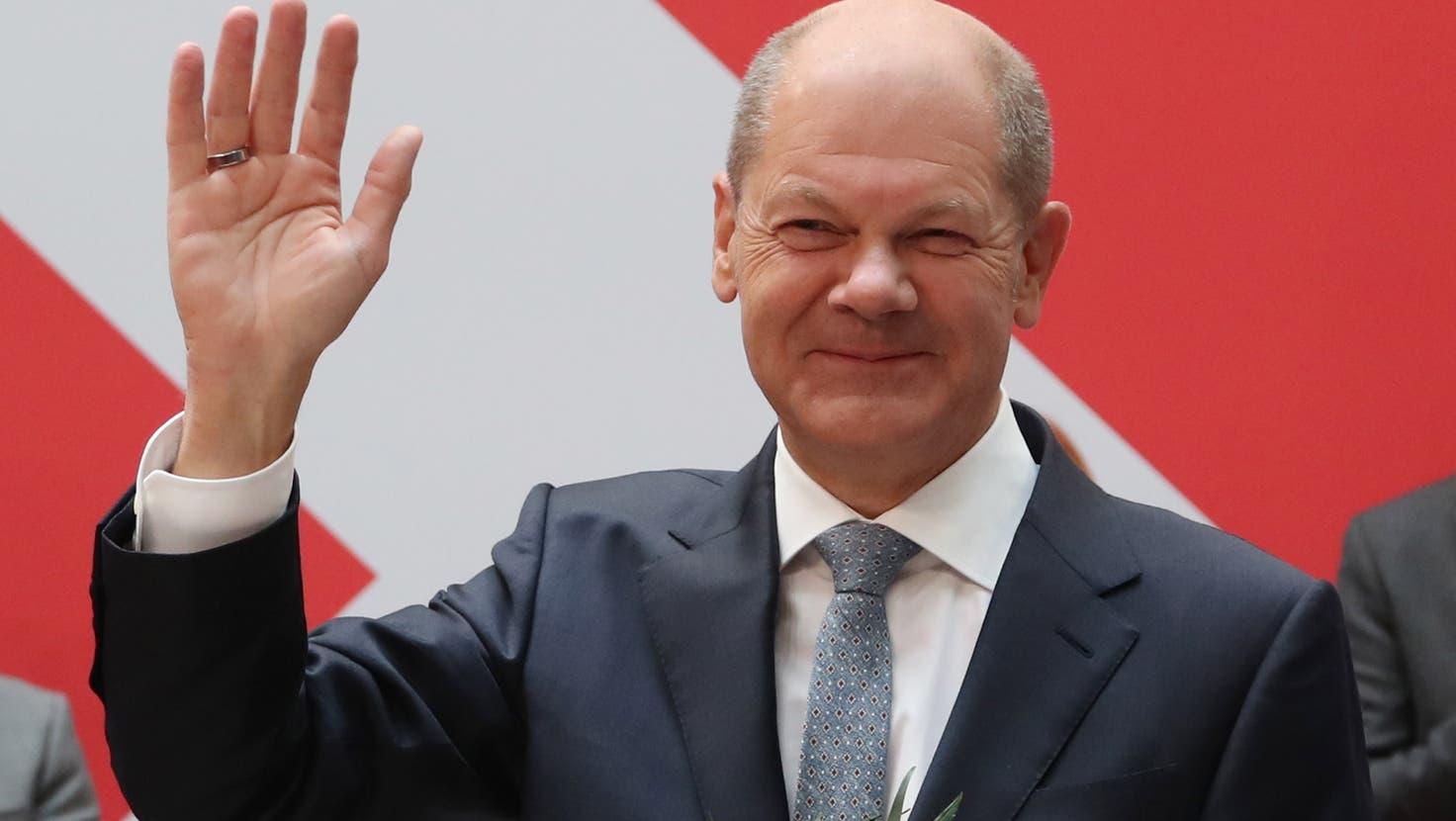 Scholz sieht klaren Auftrag für eine Ampel-Regierung ++ Söder: Angebot, aber kein Anspruch der CDU/CSU auf Regierungsbildung