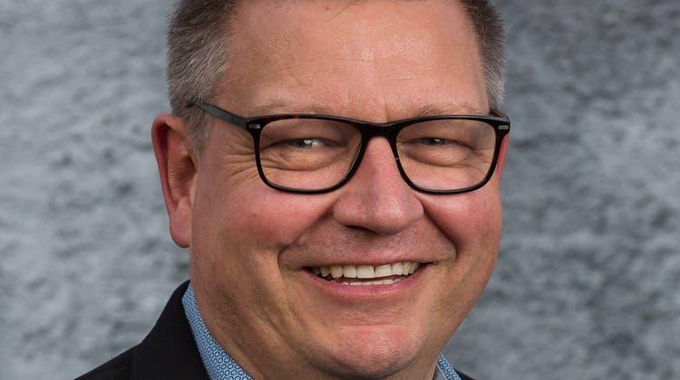 Robert Schmid ist Gemeindeammann von Bözen und Gemeinderat von Böztal. (zvg/Sven Bachmann)