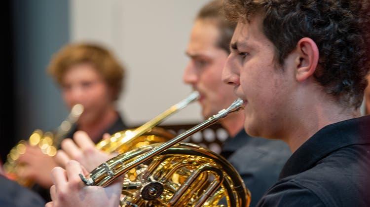 Ensembles traten in verschiedenen Leistungsstufen auf. (Hans Blaser)
