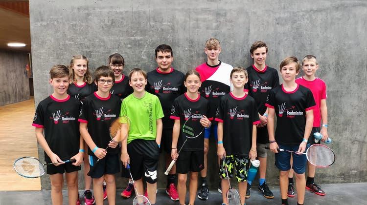 Saisonstart beim Badminton Club Altdorf