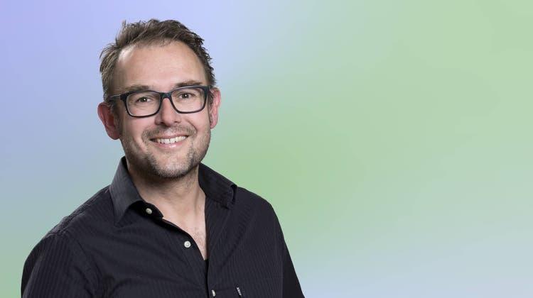 Grossrat David Burgherr kandidiert für den Gemeinderat in Lengnau. (zvg)