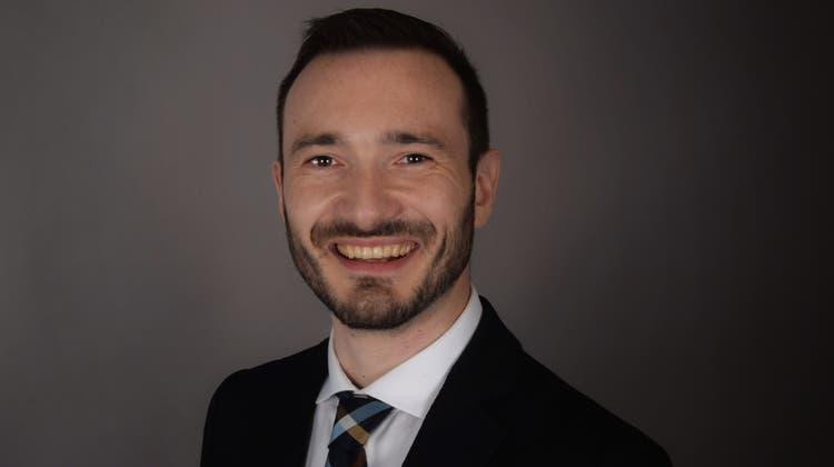 Hat sich gegen zahlreiche Bewerberinnen und Bewerber durchgesetzt: Michael Grauwilerist neuer Verwaltungsleiter in Spreitenbach. (zvg)