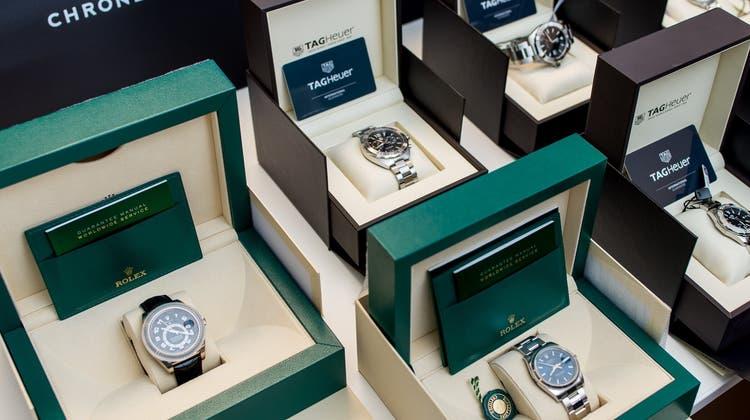 Das in Zug beheimatete Unternehmen Chronextbetreibt einen Onlineshop für gebrauchte Luxusuhren. (HO)