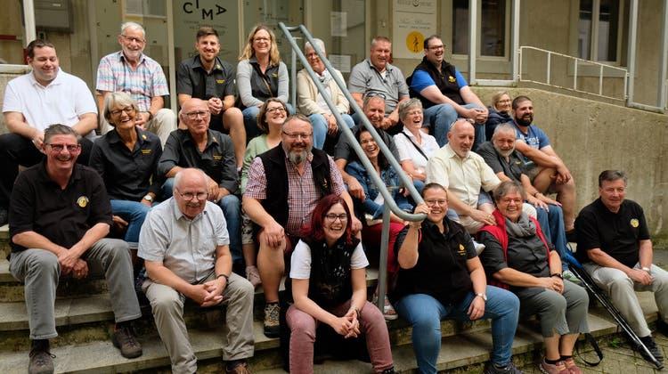 Vom «Balcon du Jura» auf die Schweiz blicken: Theatergruppe Oberägeri ging auf Reisen