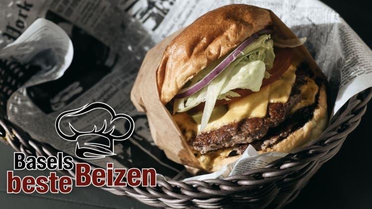 Basel hat eine lange Burger-Tradition. Wir küren die Top-5-Burgerrestaurants in Basel. (bz)