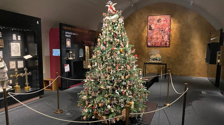 In diesem Jahr kann Murikultur die Weihnachtsausstellung mit viktorianischem Schmuck weiterführen. (Marc Ribolla(30. November 2020))