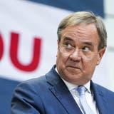 Für CDU-Chef Laschet wird es eng. (Martin Meissner / AP)