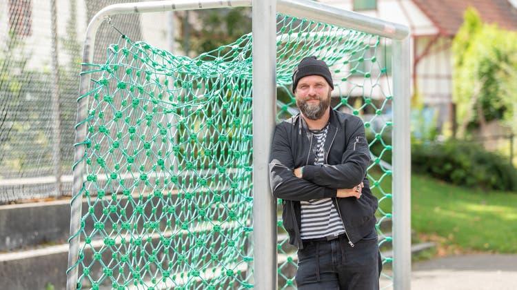 Reto Fischer sitzt aktuell als Parteiloser im Buchser Einwohnerrat. (Fabio Baranzini)