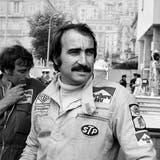 Clay Regazzoni (rechts) und Niki Lauda, von 1974-76 Teamkollegen bei Ferrari. (Keystone)