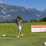 Nach der zweiten Runde nach wie vor beste Schweizerin: Priscilla Schmid. (Daniel Stauffer)