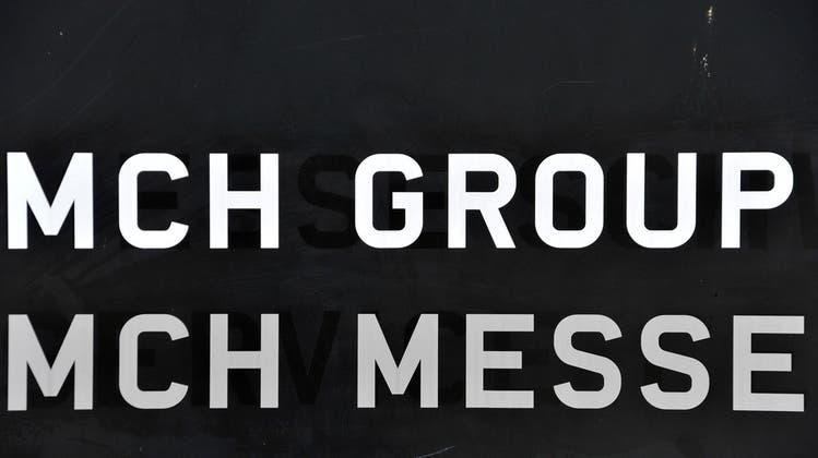 Weiterhin grosse Verluste bei der MCH Group. (Keystone)
