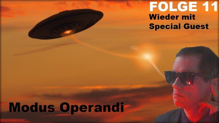 Thumbnail des Youtube Kanals Fabio Erklärt:Fermi-Paradoxon. Folge 11 mit Erich von Däniken. (Zvg)