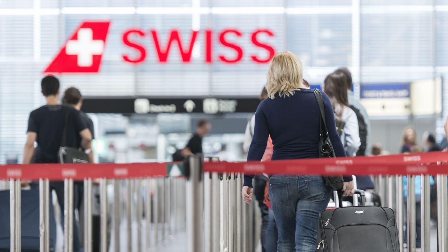 Die USA sind bald wieder offen für Schweizer Touristen - doch beim Check-in droht der Reisefreude ein Dämpfer. (Keystone)