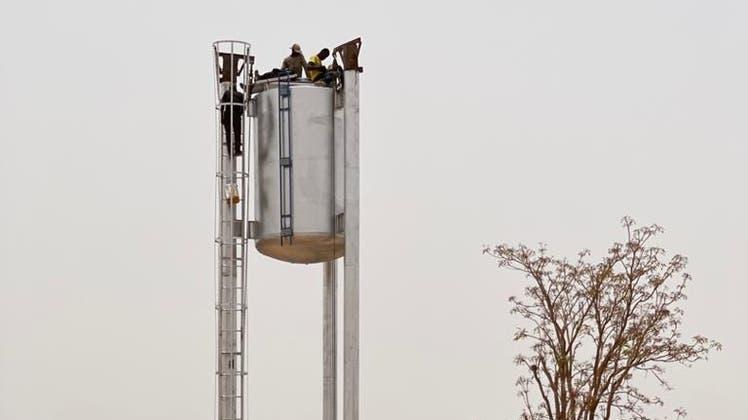 Die Wasserversorgungsgenossenschaft Muri spendet 10'000 Franken für einen Wasserturm als Teil eines Schulbauprojektes in Burkina Faso. (zvg)