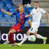 Der FCB gewinnt klar mit 4:2 gegen Kairat Almaty in der Conference League