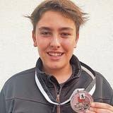 Vierte Medaille in Folge für 13-Jährigen Montlinger beim Ostschweizer Jugendfinal 50m Sportgewehr