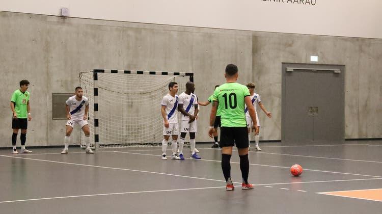 Seit drei Jahren trägt Friends United seine Heimspiele in der Betoncoupe Arena, der Heimat von Volley Schönenwerd, aus. (zvg)
