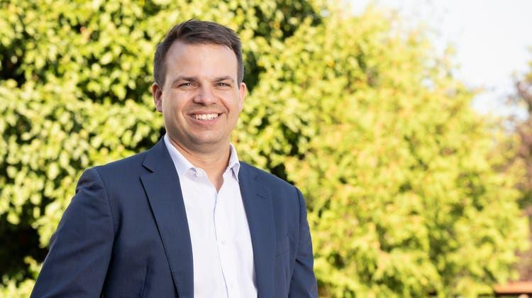 Philippe Kühni ist zum neuen Präsidenten der GLP Aargau gewählt worden. (Alex Spichale)