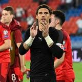 Die Schweiz bestätigt die Leistung an der Euro und holt gegen Europameister Italien einen Punkt. (Bild: Urs Lindt / freshfocus)
