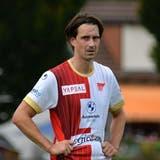 Enttäuschung bei Marco Mathys und dem FC Solothurn: Das 1:2 in Bassecourt war die zweite Niederlage in Folge. (Hans Peter Schläfli)