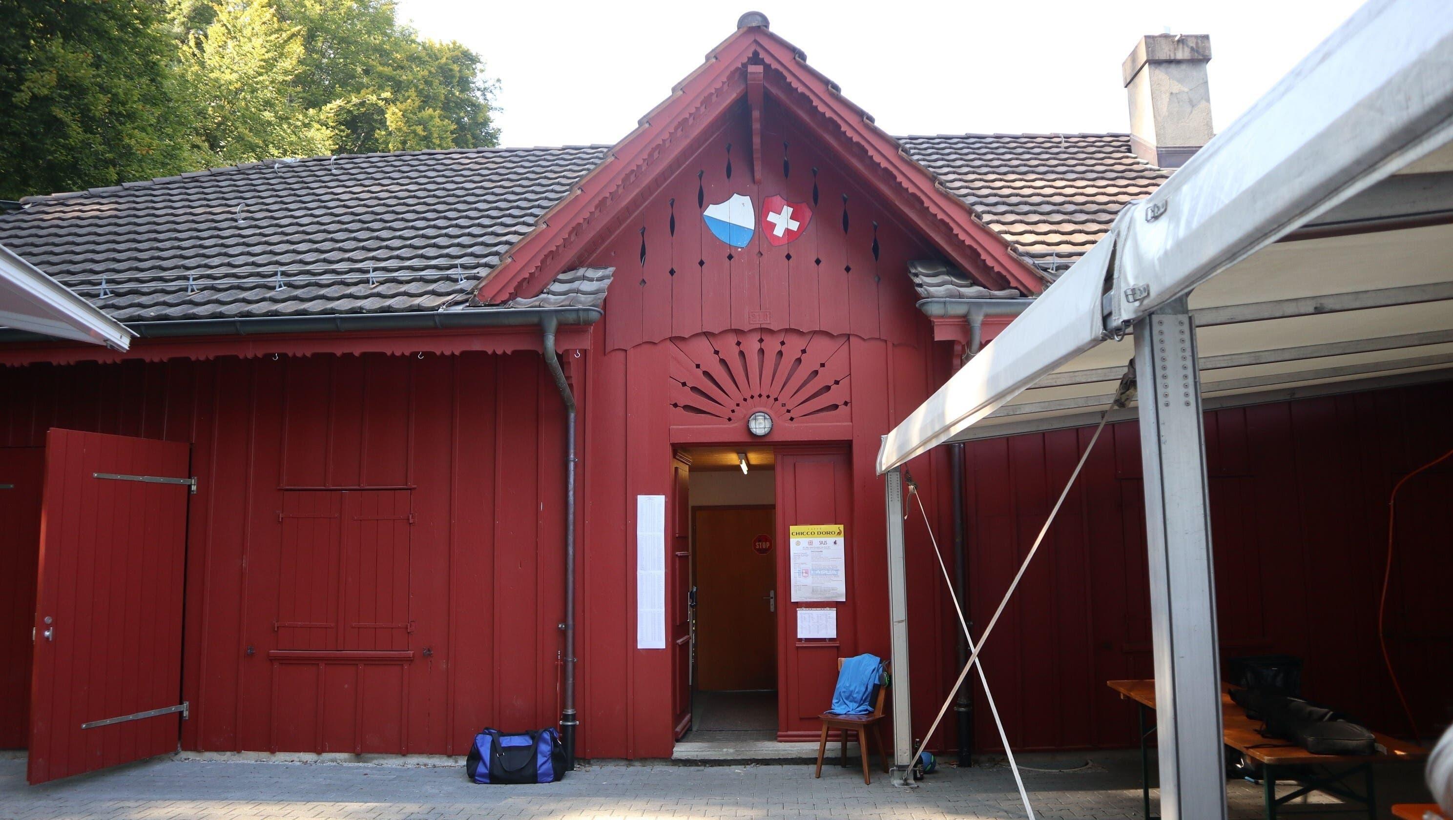 Das kantonale SVP-Schiessen 2021 fand im Schützenhaus Weiningen statt.