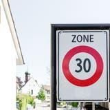 Tempo 30 kommt dem Kantonsrat zu langsam voran. (Sandra Ardizzone)