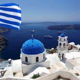 Santorini: Beliebtes Touristenziel und Vulkaninsel in der Aegäis. (ZVG)