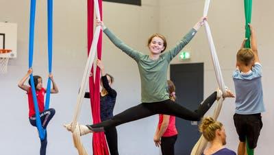 Mädchen und junge Frauen in der Schweiz werden immer sportlicher. (Sandra Ardizzone / LTA)