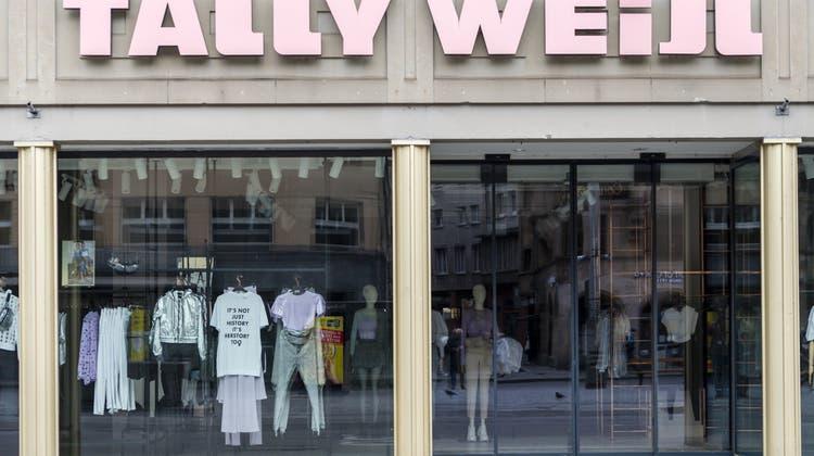 Die Modefirma Tally Weijl will ihre Mitarbeitenden dazu bringen, sich impfen zu lassen. (Symbolbild) (Keystone)