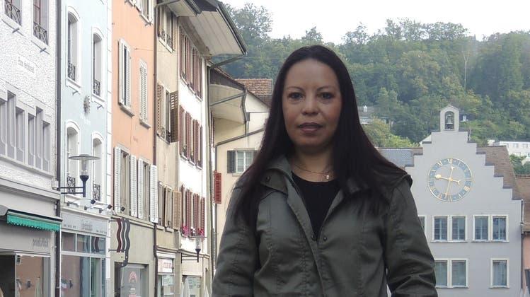 Laura Peter-Lemus gründete den Interkulturellen Verein Brugg mit zwei Kolleginnen. (Carla Honold)