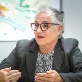 Elisabeth Engel, Gemeindepräsidentin von Uesslingen-Buch. (Bild: Andrea Stalder)