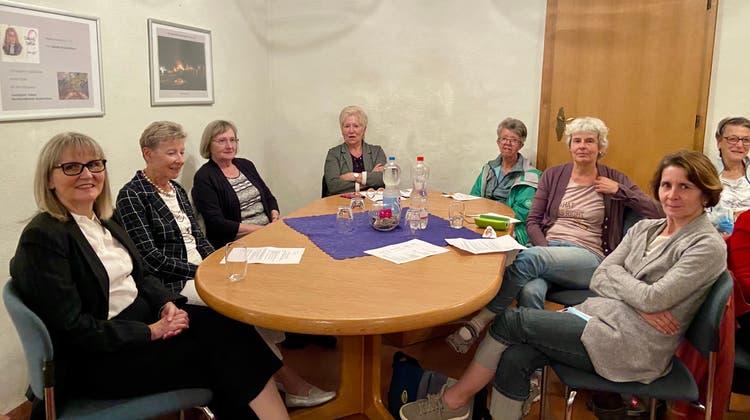 Generalversammlung der Vitaswiss-Sektion Rheinfelden und Umgebung
