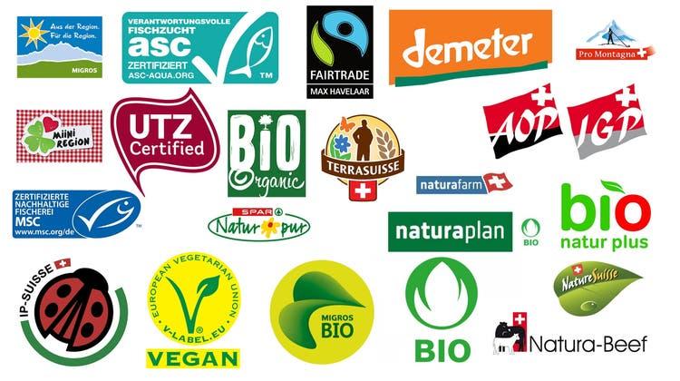Natura Beef ist ausgezeichnet, Natur pur nur bedingt empfehlenswert: Das steckt hinter Lebensmittellabels