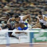 Am Mittwoch und Donnerstag ist in Zürich die Leichtathletik zu Gast. (Valentin Flauraud / KEYSTONE)