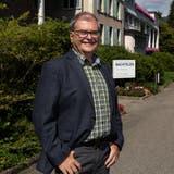 Karl Diethelm wird nach 34 Jahren im Bachtelen pensioniert und am 10. September mit einer Feier verabschiedet. (Hanspeter Bärtschi/SZ)