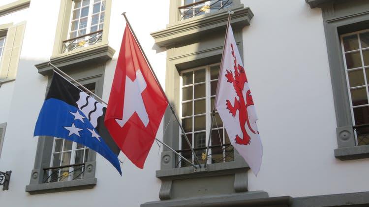 Im Bremgarter Rathaus bleibt beim Stadtrat alles beim Alten. (Marc Ribolla)