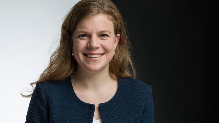 Nadine Masshardt ist ab nächstem Jahr die oberste Konsumentenschützerin der Schweiz. (Keystone)